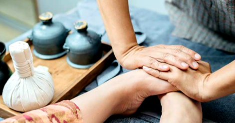 Massage Thaïlandais du pied