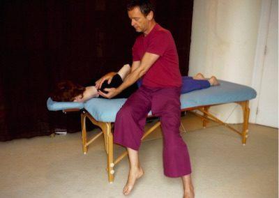 Massage Thaïlandais sur table