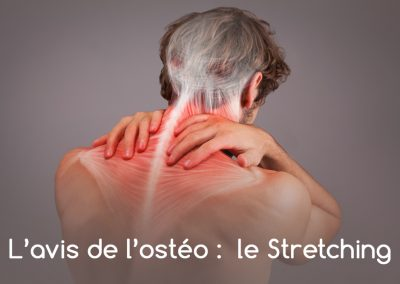 Stretching – anatomie et physiologie